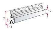 Планка начальная  3.66 м