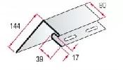 Планка околооконная  3.05 м х 0,15