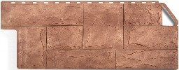 Фасадная панель AltaProfil  Панель гранит 1,13 х 0,47м