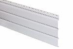 Панель Айдахо біла без перфорації (3,0мх0.3м)0,90 м2