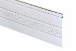 Панель Айдахо біла з перф. (3,0мх0.3м)0,90 м2