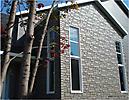 Цокольный сайдинг Novik (Canada) цвет Bark blend_1